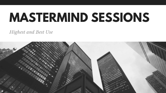 CFA Mastermind Session, February 9th 2019