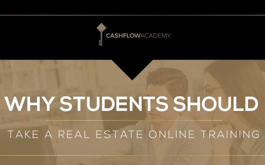 Why students should take a real estate online training