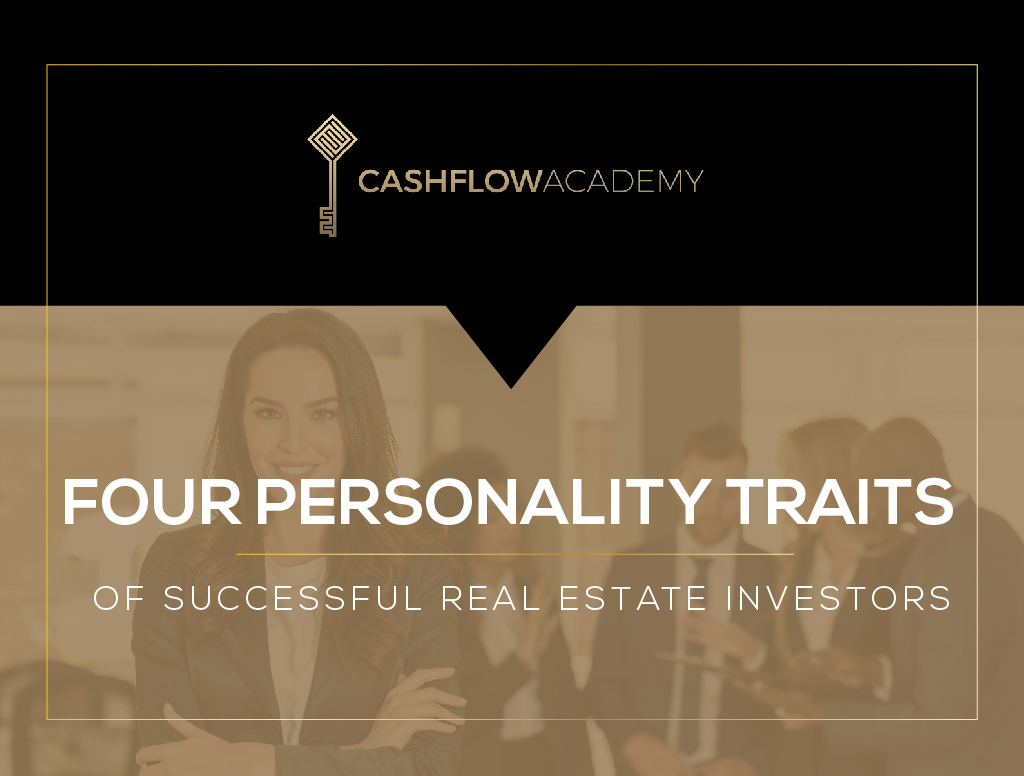 Four personality traits of successful real estate investors