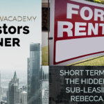 Short Term Rentals: The Hidden Art Of Sub-Leasing With Rebecca Slivka